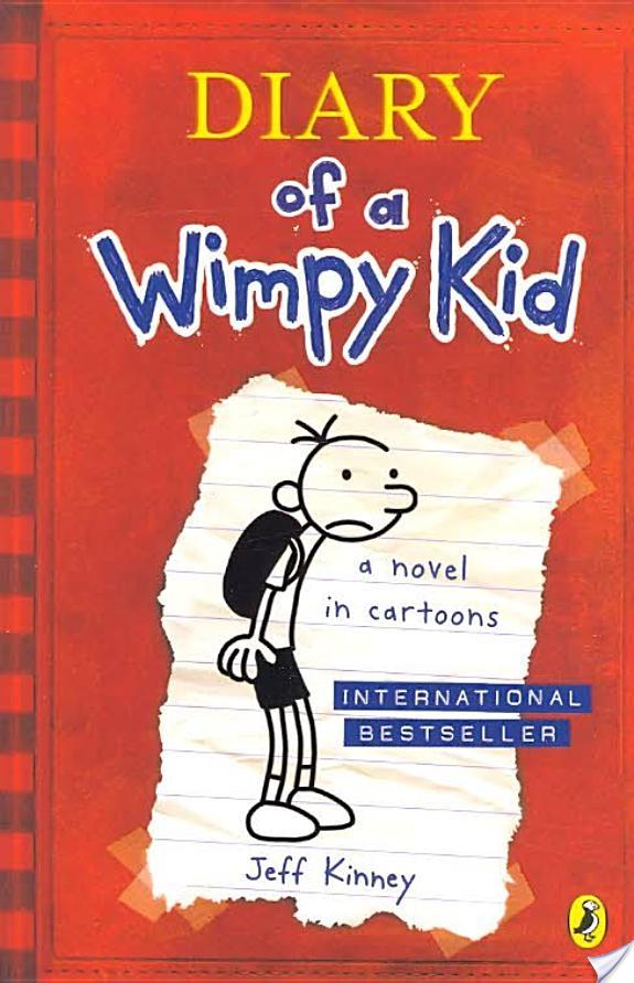 diary of a wimpy kid by jeff kinney pdf