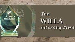 2016 WILLA Literary Award Winners and Finalists