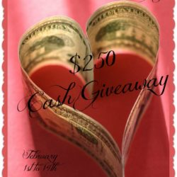 Sponsor Sign Ups – Romance is in the Air $250 Giveaway