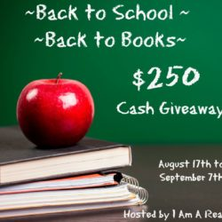Back to School Giveaway of $250 – That's a lot of school supplies or books in your future