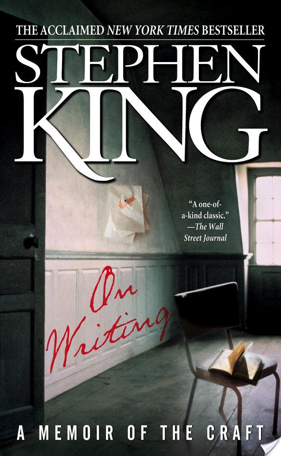 on writing stephen king read online You were moved by misery, scared of it and cried for cujo you've read every single stephen king novel and have longed to tell him in writing how big a fan you are.