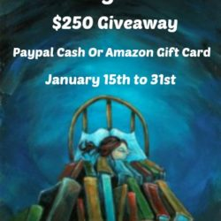 Dreaming of Books – $250 Giveaway